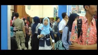 Video Job Fair Gresik 2015