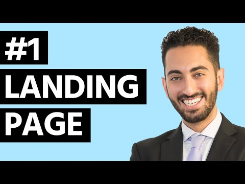 #1 BEST Landing Page! (Highest Converting Landing Page Example)