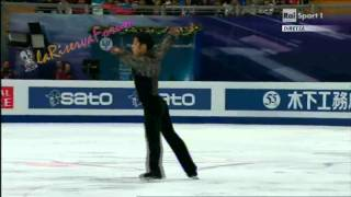 ISU World Figure Skating Championships in Moscow 2011 Worlds WC fre...