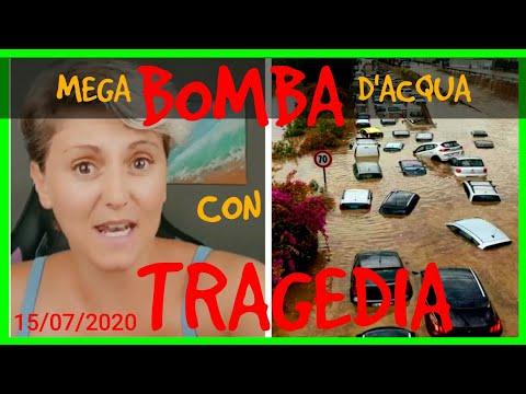 TRAGEDIA A PALERMO 15/07/2020