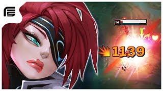 MATANDO OS INIMIGOS COM 1 HIT DE MF CONSEGUI DAR QUASE 100MIL DE DANO - League of Legends - Fiv5