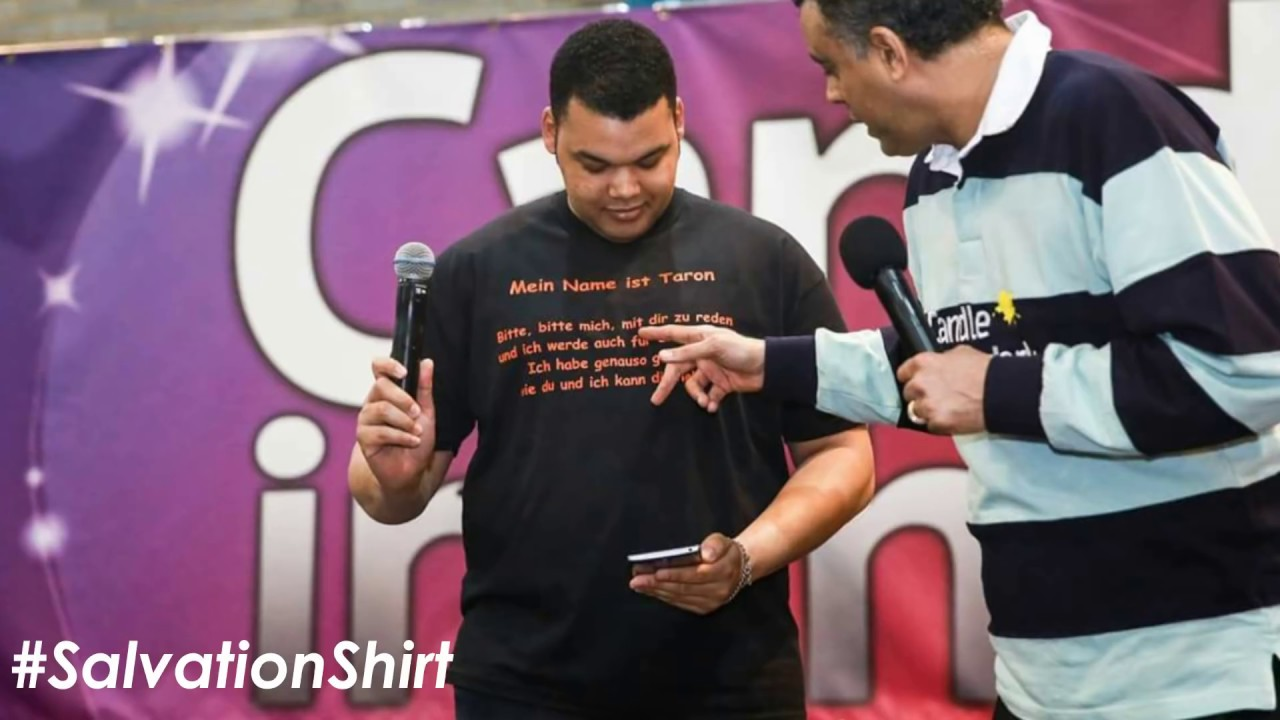 Salvation Shirts (Dag Heward-Mills)
