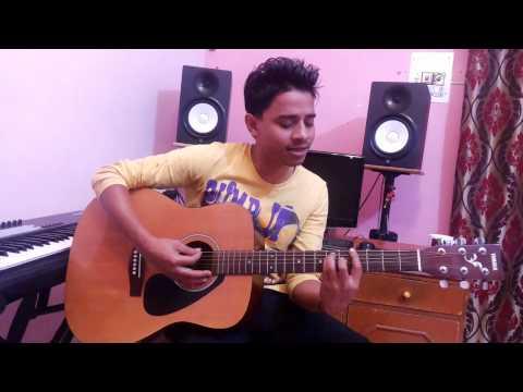 Mere Mahboob Qayamat hogi | Guitar Cover By Amaan Ali