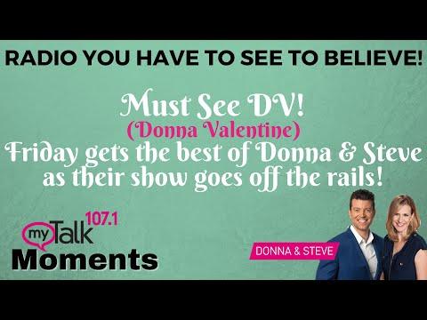 myTalk Moments - Donna Is Weirder Than Steve...on Fridays
