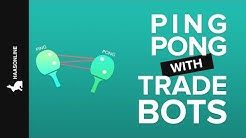 Ping Pong Trading Strategy - Use this trading strategy with our crypto trading bots (HaasBot)