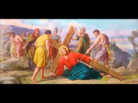 Stations of the Cross by St  Francis of Assisi