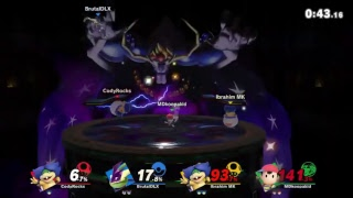 Super Smash Bros Ultimate (LIVE)