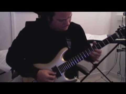 John Petrucci Solo Medley by Rick Graham