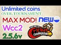[MAX MOD!]-WCC2-2.5.6v new mod November17-over,tournament,coins