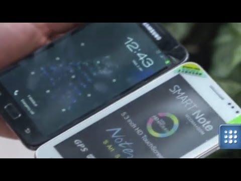 Idealna chińska podróbka Samsung Galaxy Note. Warto zaryzykować?