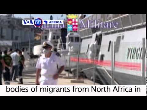 Two Ebola deaths confirmed in DR Congo - VOA60 Africa 08-25-2014