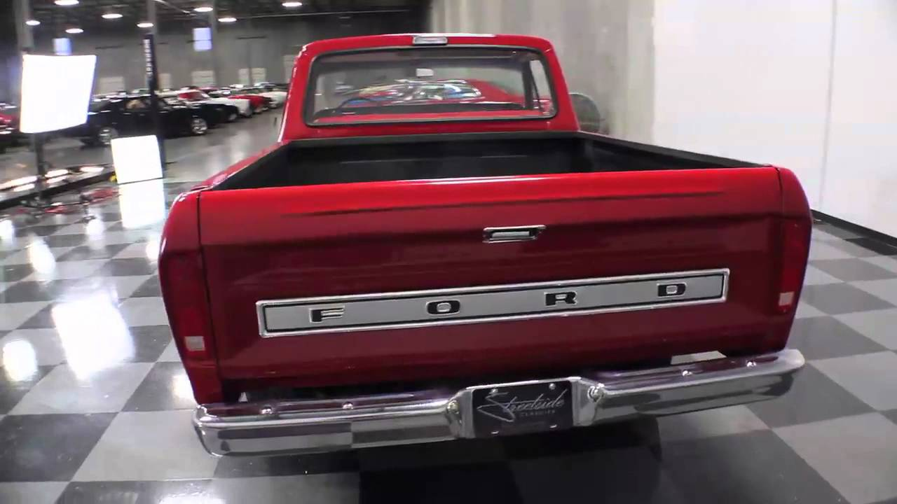 572 1973 Ford F-100 Final Mov