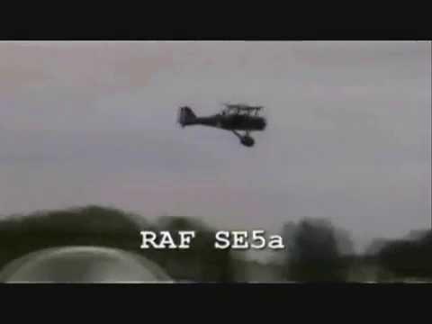 RAF SE5a & Gloster Gladiator