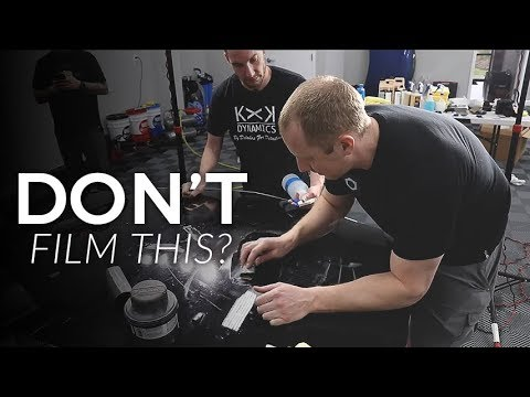 "Wet Sanding & Advanced Polishing: E6 - ""DON'T FILM THIS"""