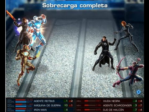 JCJ Temporada 8 Consejos Estrategias y Trucos para PVP Marvel Avengers Alliance