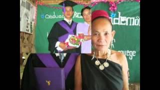 Graduation part  by Meh Reh Yangon