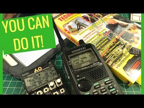 Lets Talk Safety, Legal, Q&A - Lets Get Our HAM Radio Technician License! pt. 4