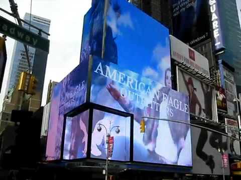 Times Square - A.Eagle Store -