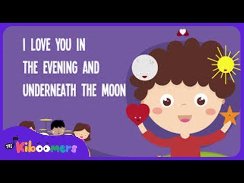 Skidamarink | Lyrics | Preschool Songs | Rhymes Songs | The Kiboomers