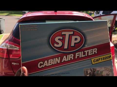 New Cabin Air Filter FOR 2018 Kia Rio