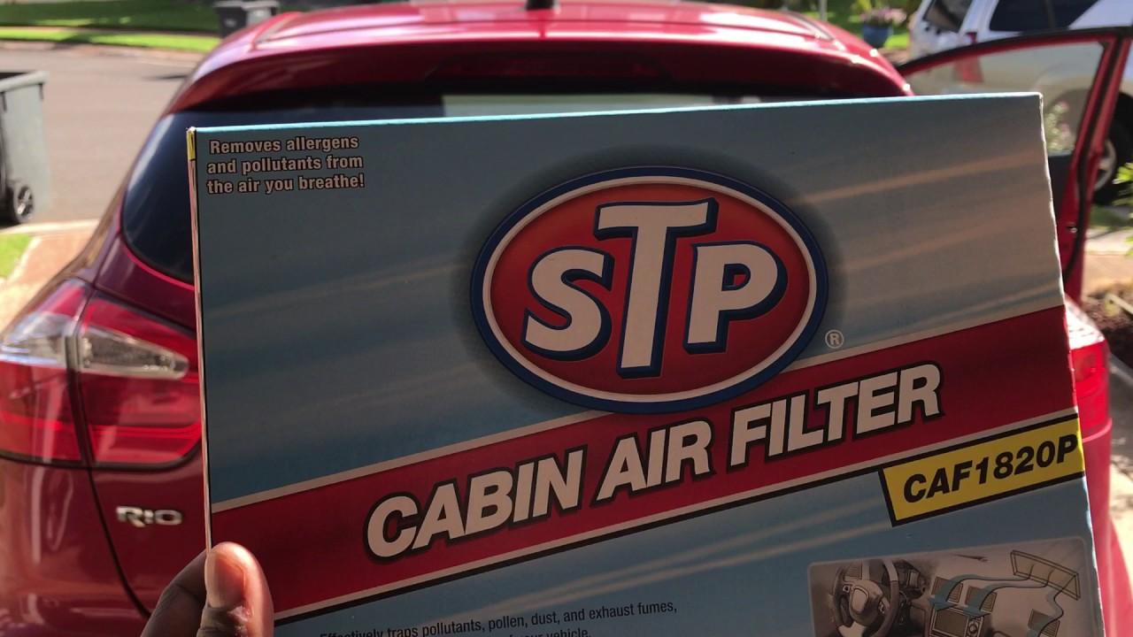 pollen filtre-Kia rio II 1.5 CRDI Filtre à air Filtre à Huile
