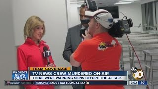 TV news crew murdered on-air