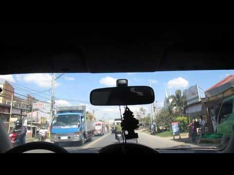 Santa Rosa going to SM City Cabanatuan