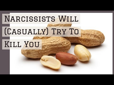 Narcissists Will (Casually) Try To Kill You