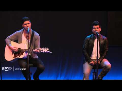 Dan and Shay - Show You Off (98.7 THE BULL)