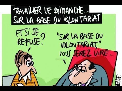 DÉBAT DE COMPTOIR - # POUR OU CONTRE LE TRAVAIL DU DIMANCHE ?