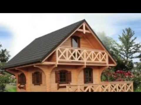 La storia delle case di legno youtube for Case di legno rumene
