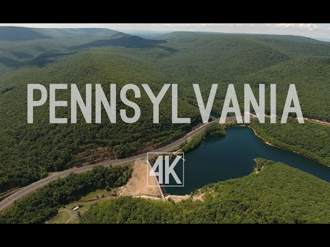 Exploring Pennsylvania (4K)