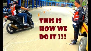 Download Video HCGCP Pasig on Safety Riding Tips Discussion - Honda Click Game Changer Philippines | SJCam SJ6 MP3 3GP MP4