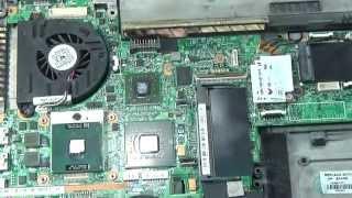 Ремонт корпусу та чистка ноутбука HP EliteBook 6930p