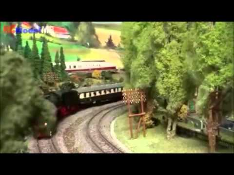 Model Train Scenery At Model Trains Advice