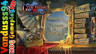 Grim Facade 5: The Artist and the Pretender Gameplay [PC FULL HD]