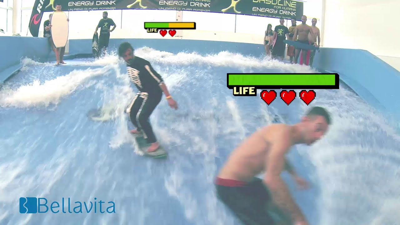 FlowRider - Surf Indoor Italia al Bellavita Village di Alessandria ...