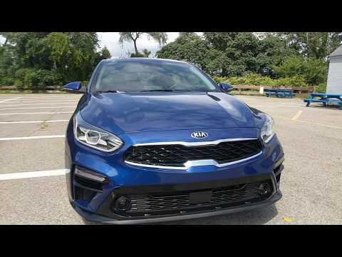 Kia Forte First Drive Review: The Perfect First Car