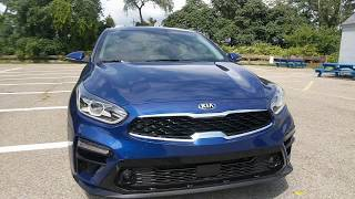 2019 Kia Forte First Drive Review: The Perfect First Car