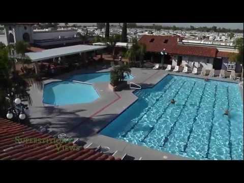 Welcome To Superstition Views Resort | Best RV Resort in Arizona