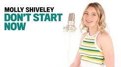 DON'T START NOW (dua lipa cover) ▸ Molly Shiveley