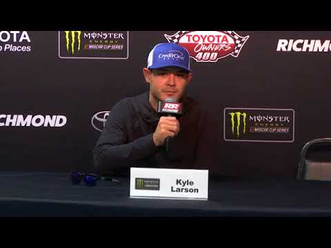 2018NASCAR Richmond Monster Cup Pre-Race Q&A