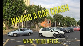 IT WASN'T MY FAULT - What to do after a car accident - 10 Pieces of Advice