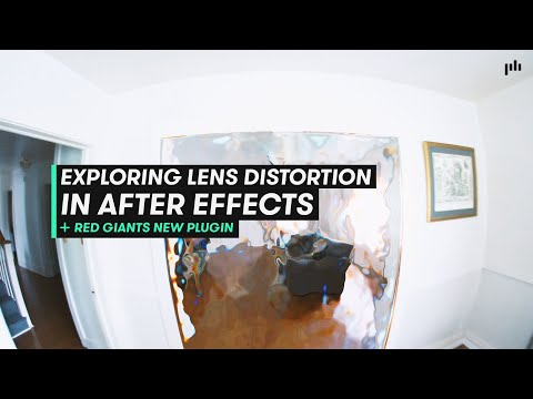 How To Make Fish-Eye Footage Look Good | Lens Distortion In After Effects