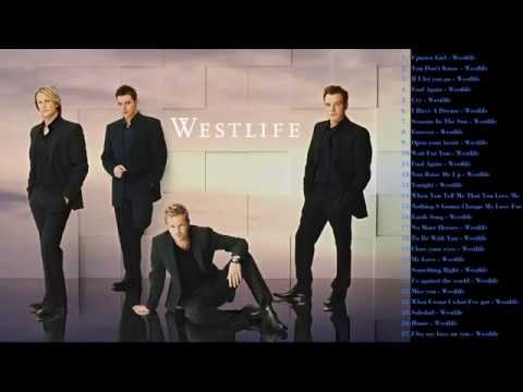 Westlife  Greatest Hits  The Best Sgs Of Westlife