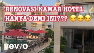 Review Kamar Baru Renovasi di Hotel FuramaXclusive Seminyak