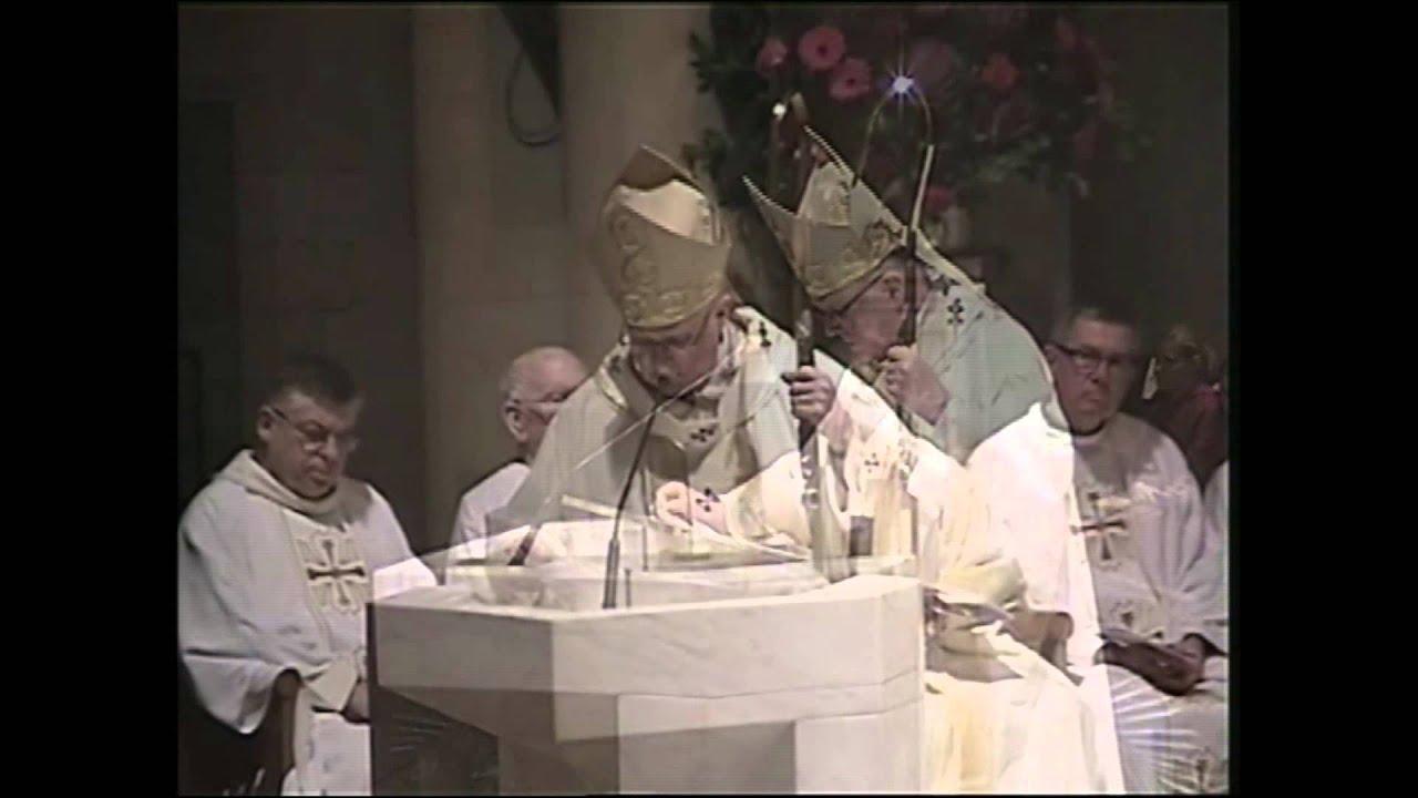 Homily for Ordination Mass for Fr Martin Larsen and Fr Leonard