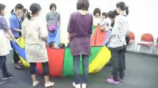 【子育てママ応援隊】20111013瀬谷公会堂.
