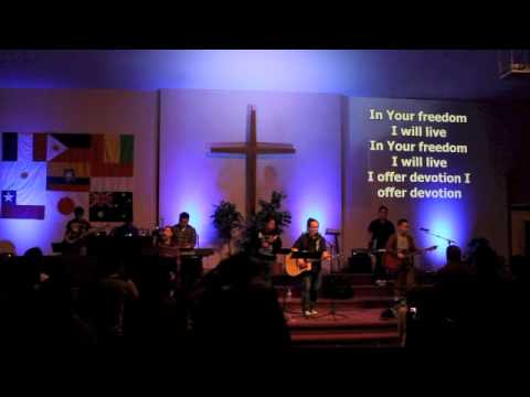In Your Freedom- Hillsong (Worship)