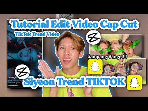 HELLO BI*CHES TUTORIAL EDIT VIDEO SIYEON TREND TIKTOK - VIRAL BANGET DI TIKTOK‼️
